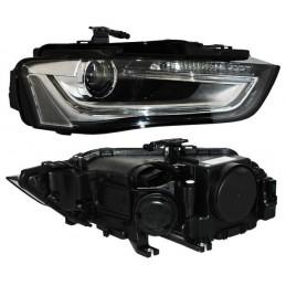 FARO AUDI A4 13-16 LEDS ELECT C/MOTOR TYC DER