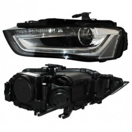 FARO AUDI A4 13-16 LEDS ELECT C/MOTOR TYC IZQ