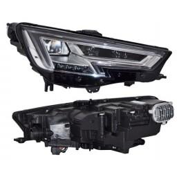 FARO AUDI A4 17-18 LEDS C/MOTOR TYC1 201106 DER