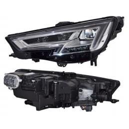 FARO AUDI A4 17-18 LEDS C/MOTOR TYC1 201106 IZQ