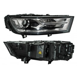 FARO AUDI Q7 17-19 P/XENON C/MOTOR TYC1 DER