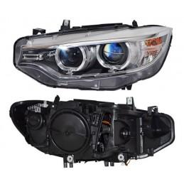 FARO BMW SERIE 4 14-18 P/XENON C/MOTOR TYC IZQ