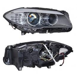FARO BMW SERIE 5 10-13 C/ MOTOR P/ XENON LEDS TYC 200904 DER