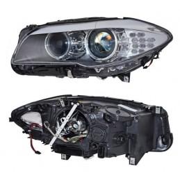 FARO BMW SERIE 5 10-13 C/ MOTOR P/ XENON LEDS TYC 200904 IZQ