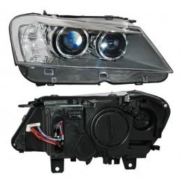 FARO BMW X3 11-14 C/MOTOR LEDS TYC DER
