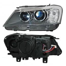 FARO BMW X3 11-14 C/MOTOR LEDS TYC IZQ