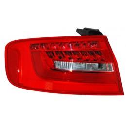 CALAVERA AUDI A4 13-16 4P EXT TYPE EURO LEDS ECOCN IZQ