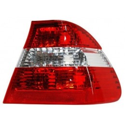 CALAVERA BMW SERIE 3 02-04 ROJO/BCO EXT S/ARNES TYC ****8 DER
