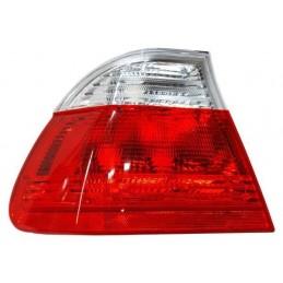 CALAVERA BMW SERIE 3 99-01 ROJO/BCO EXT S/ARNES TYC ***0 IZQ