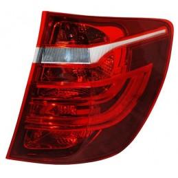 CALAVERA BMW X3 11-17 EXT S/ARNES ROJO/BCO/AMBAR TYC DER