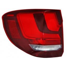 CALAVERA BMW X5 14-16 EXT LEDS TYC NSF IZQ
