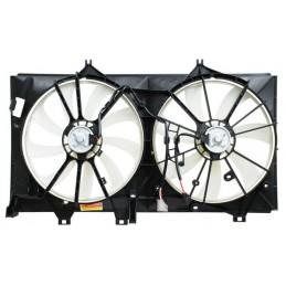 MOTOVENTILADOR CAMRY 12-16 V6/ 3.5L P/RAD P/ A/A COMPLETO 744 892