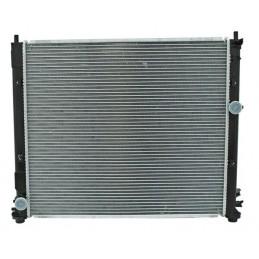 RADIADOR CADILLAC SRX 04-06 AUT V6/ V8 3.6L/ 4.6L 20 3/4X 23 5/8 ALUMINIO SOLDADO TW ****6