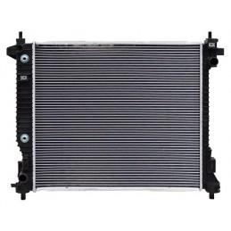 RADIADOR CADILLAC SRX 10-16 AUT V6 3.0L/ 3.6L 22X 24 3/8 ALUMINIO SOLDADO 892 201218