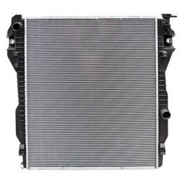 RADIADOR DODGE PU 10-12 RAM 2500/ 3500 AUT 6.7L DIESEL 33 7/9X 27 5/9 ALUMINIO SOLDADO 7530